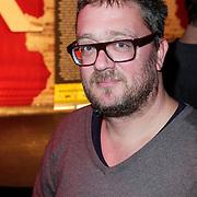 NLD/Amsterdam/20121121 - Presentatie deelnemers comedy avond Lulverhalen, Jan Heemskerk