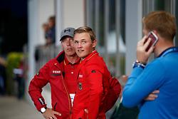 Tebbel, Maurice (GER);<br /> Tebbel, Rene (UKR) <br /> Aachen - CHIO 2017<br /> © www.sportfotos-lafrentz.de/Stefan Lafrentz