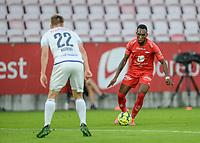 Fotball, 1. august 2020, Eliteserien, Brann-Vålerenga - Daouda Bamba