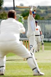Cricket Conisbrough Vs Doncaster Shot for Rotherham Advertiser .17th September2011 Image © Paul David Drabble