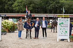 Lips Bart, NED, Kaiden<br /> KWPN Kampioenschappen - Ermelo 2019<br /> © Hippo Foto - Dirk Caremans<br /> Lips Bart, NED, Kaiden