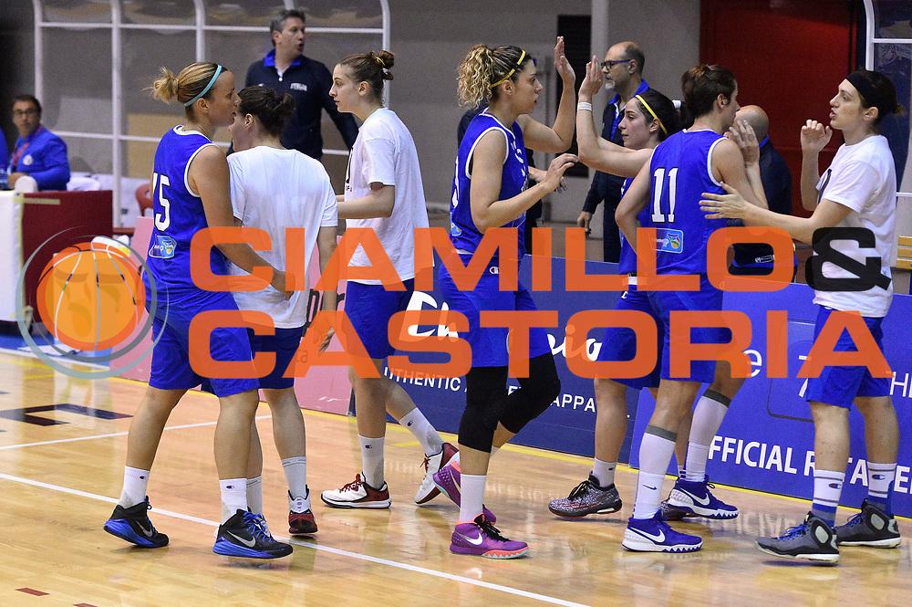 DESCRIZIONE : Caorle Amichevole Pre Eurobasket 2015 Nazionale Italiana Femminile Senior Italia Australia Italy Australia<br /> GIOCATORE : team<br /> CATEGORIA : fairplay<br /> SQUADRA : Italia Italy<br /> EVENTO : Amichevole Pre Eurobasket 2015 Nazionale Italiana Femminile Senior<br /> GARA : Italia Australia Italy Australia<br /> DATA : 30/05/2015<br /> SPORT : Pallacanestro<br /> AUTORE : Agenzia Ciamillo-Castoria/GiulioCiamillo<br /> Galleria : Nazionale Italiana Femminile Senior<br /> Fotonotizia : Caorle Amichevole Pre Eurobasket 2015 Nazionale Italiana Femminile Senior Italia Australia Italy Australia<br /> Predefinita :
