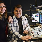 Bruno Sibella, an international student at Conestoga College, and his wife Izabel have been sharing their Brazilian culture and music on The Brazil Show, Saturdays at 8 pm on CJIQ 88.3 FM. <br /> <br /> IAN STEWART / SPECIAL TO THE RECORDBruno Sibella, an international student at Conestoga College, and his wife Izabel have been sharing their Brazilian culture and music on The Brazil Show, Saturdays at 8 pm on CJIQ 88.3 FM. <br /> <br /> IAN STEWART / SPECIAL TO THE RECORD