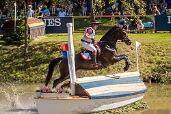 Gerold Rebecca, AUT, Shannon Queen<br /> European Championship Eventing<br /> Luhmuhlen 2019<br /> © Hippo Foto - Dirk Caremans