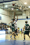 The Boys JV Basketball team remained unbeaten with a 47-42 win over Wilson tonight. Patrick Lucas led the Mountaineers with 14 points and 10 rebounds. Dominic Roebuck added 12 points as well. Madison 9-0 will travel to Stonewall Jackson on Wednesday January 2nd for a 6:00pm game...MCHS JV Boys Basketball.vs Wilson Memorial.12/27/2007.