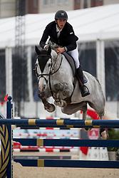 Daem Viktor, (BEL), Guidam vh Achterhoek<br /> Grand Prix CSI 2*<br /> Longines Global Champions Tour - Antwerp 2015<br />  © Hippo Foto - Dirk Caremans<br /> 25/04/15