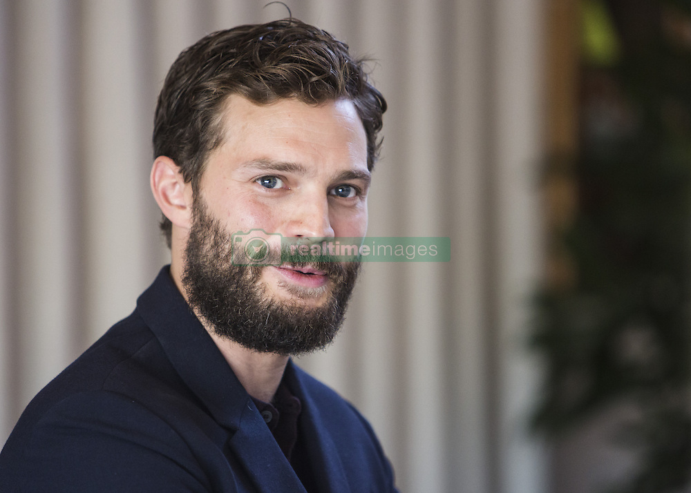 "November 2, 2016 - Hollywood, California, U.S. - Jamie Dornan is seen in the TV series ""The Fall"" as a serial killer (Netflix) and the movies ""The Siege of Jadotville"", ""The 9th Life of Louis Drax"", ""Untogether"", and as Mr. Gray in two new sequels: ""Fifty Shades Darker"", and ""Fifty Shades Freed"" next year. (Credit Image: © Armando Gallo/Arga Images via ZUMA Studio)"