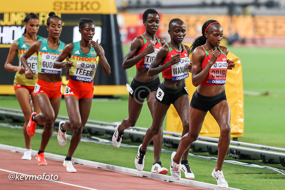 2019 IAAF World Athletics Championships held in Doha, Qatar from September 27- October 6<br /> Day 2