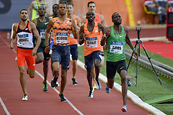July 20, 2018 - Monaco - 800 metres hommes - Nijel Amos  (Credit Image: © Panoramic via ZUMA Press)