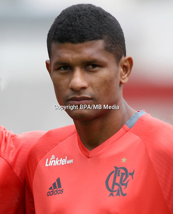 Brazilian Football League Serie A / <br /> ( Clube de Regatas do Flamengo ) - <br /> Marcio Rodrigues Araujo &quot; Marcio Araujo &quot;