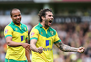 Norwich City v Fulham  02/05/2015