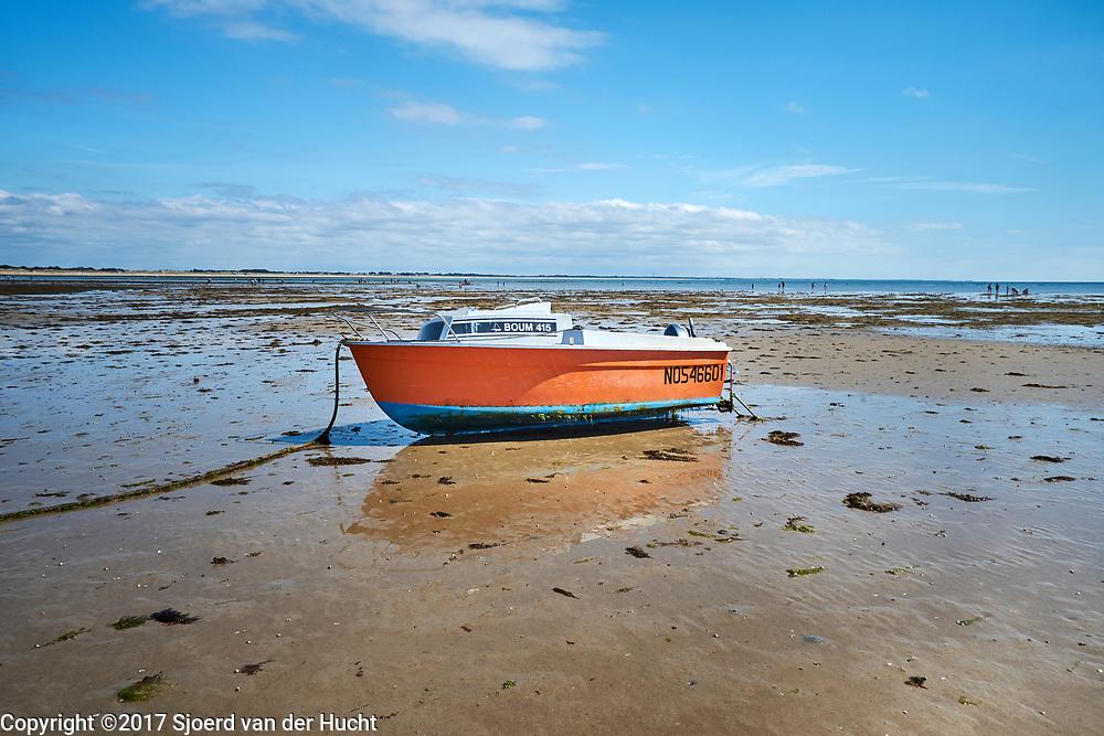 Île de Noirmoutier, Vendée, Frankrijk  -  Île de Noirmoutier, Vendée, France
