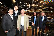 DESCRIZIONE : Milano Mediolanum Forum di Assago Commissione FIBA in visita per assegnazione dei Mondiali 2014<br /> GIOCATORE : Boris Stankovic Markus Studar Predrag Bogosavljev Massimo Cilli <br /> SQUADRA : Fiba Fip<br /> EVENTO : Visita per assegnazione dei Mondiali 2014<br /> GARA :<br /> DATA : 31/03/2009<br /> CATEGORIA : Ritratto<br /> SPORT : Pallacanestro<br /> AUTORE : Agenzia Ciamillo-Castoria/G.Ciamillo