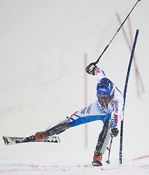 21.12.2011, Hermann Maier Weltcup Strecke, Flachau, AUT, FIS Weltcup Ski Alpin, Herren, Slalom, im Bild XX nach seinem 2. Durchgang Jean-Baptiste Grange (FRA) // Jean-Baptiste Grange of France after his 2nd run of Slalom race at FIS Ski Alpine World Cup 'Hermann Maier World Cup' course in Flachau, Austria on 2011/12/21. EXPA Pictures © 2011, PhotoCredit: EXPA/ Johann Groder