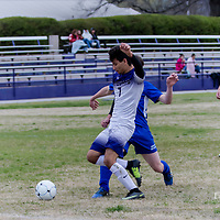 04-06-18 Berryville Boys Soccer vs Decatur