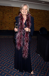 Writer HILARY SPURLING winner of the 2005 Whitbread Book of the Year at the 2005 Whitbread Book Awards 2005 held at The Brewery, Chiswell Street, London EC1 on 24th January 2006. The winner of the 2005 Book of the Year was Hilary Spurling for her biography 'Matisse the Master'.<br /><br />NON EXCLUSIVE - WORLD RIGHTS