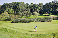 DELFT - Hole 5 Golfclub Concordia. FOTO KOEN SUYK