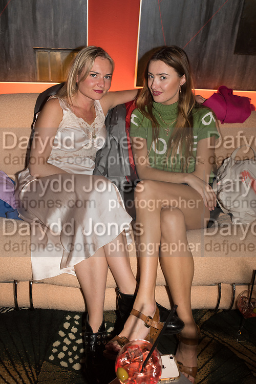 ALICE HAGUENAUER, ISABELLA BORNHOLT, SERPENTINE PARTY, Palazzo Benzon  9 May 2019