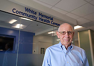 Carl E. Coan, CEO, White Memorial Community Health Center.