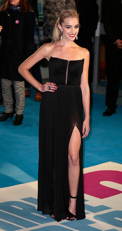 """Nov 12, 2014 - """"Horrible Bosses 2""""  World Premiere at Odeon West End,  Leicester Square, London<br /> <br /> Pictured: Brianne Howey<br /> ©Exclusivepix"""