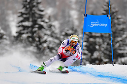 Downhill, SALCHER Markus, LW9-1, AUT at the WPAS_2019 Alpine Skiing World Championships, Kranjska Gora, Slovenia