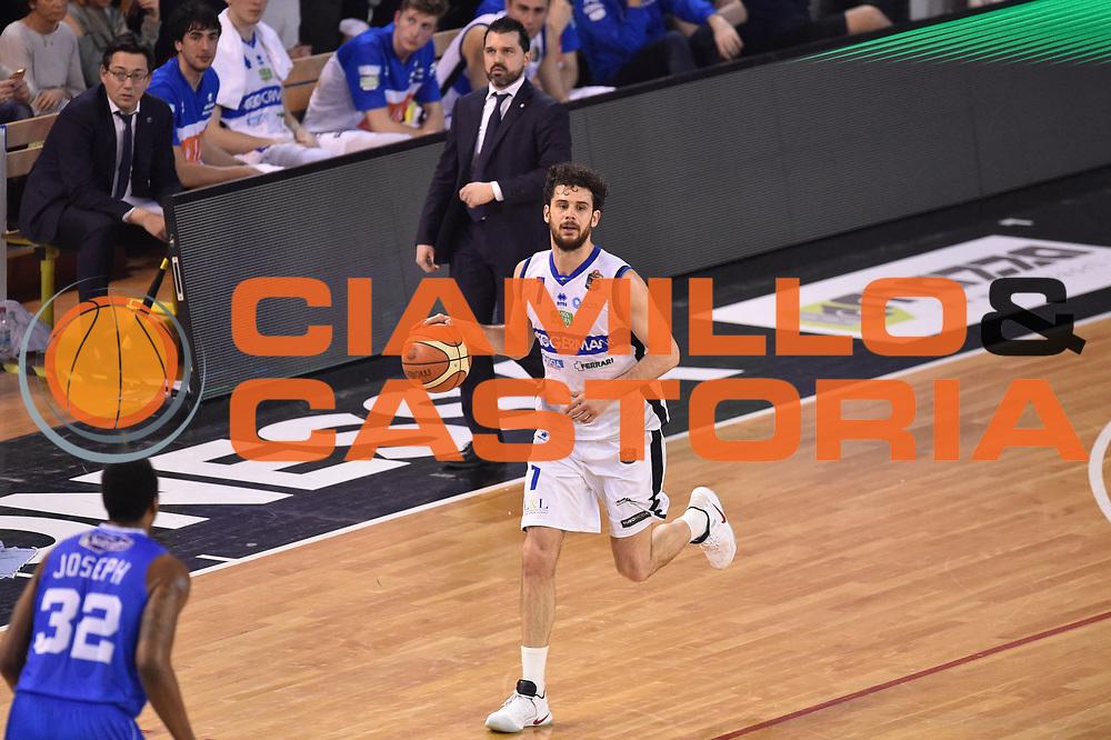 Vitali Luca<br /> Germani Basket Brescia vs Enel Brindisi<br /> Lega Basket Serie A 2016/2017<br /> Brescia 11032017<br /> Foto Ciamillo-Castoria/G. Ciamillo