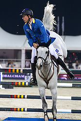 Ahlmann Christian (GER) - Asca Z<br /> Final Global Champions Tour - Abu Dhabi 2012<br /> © Hippo Foto - Cindy Voss