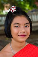 Viharn Phra Mongkol Bopit, Ayutthaya Historical Park, Ayutthaya, near Bangkok, Thailand
