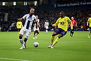 West Bromwich Albion midfielder Matt Phillips (10) during the EFL Sky Bet Championship match between West Bromwich Albion and Blackburn Rovers at The Hawthorns, West Bromwich, England on 27 October 2018.