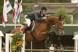 430-Tia Maria-Veldhuis Steven<br />KWPN Paardendagen 2005<br />Photo © Hippo Foto