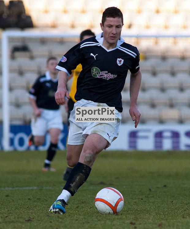 Grant Murray, Livingston v Raith Rovers, SFL Division 1, Braidwood Motor Company Stadium,