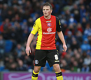 Birmingham City midfielder Stephen Gleeson during the Sky Bet Championship match between Brighton and Hove Albion and Birmingham City at the American Express Community Stadium, Brighton and Hove, England on 28 November 2015. Photo by Bennett Dean.