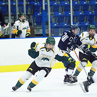 Women's Hockey home game on October 14 at Co-operators arena. Credit: Arthur Ward/Arthur Images