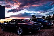 Tabula Rasa Twilight at the Holiday Twin Drive-In<br />