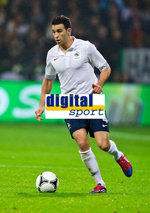 FOOTBALL - FRIENDLY GAME 2011/2012 - GERMANY v FRANCE  - 29/02/2012 - PHOTO DPPI - ADIL RAMI (FRA)