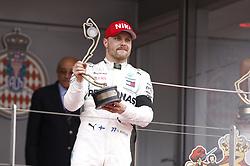 May 26, 2019 - Monte Carlo, Monaco - Motorsports: FIA Formula One World Championship 2019, Grand Prix of Monaco, ..#77 Valtteri Bottas (FIN, Mercedes AMG Petronas Motorsport) (Credit Image: © Hoch Zwei via ZUMA Wire)
