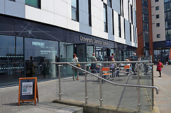 University Campus Suffolk, Ipswich, 2016