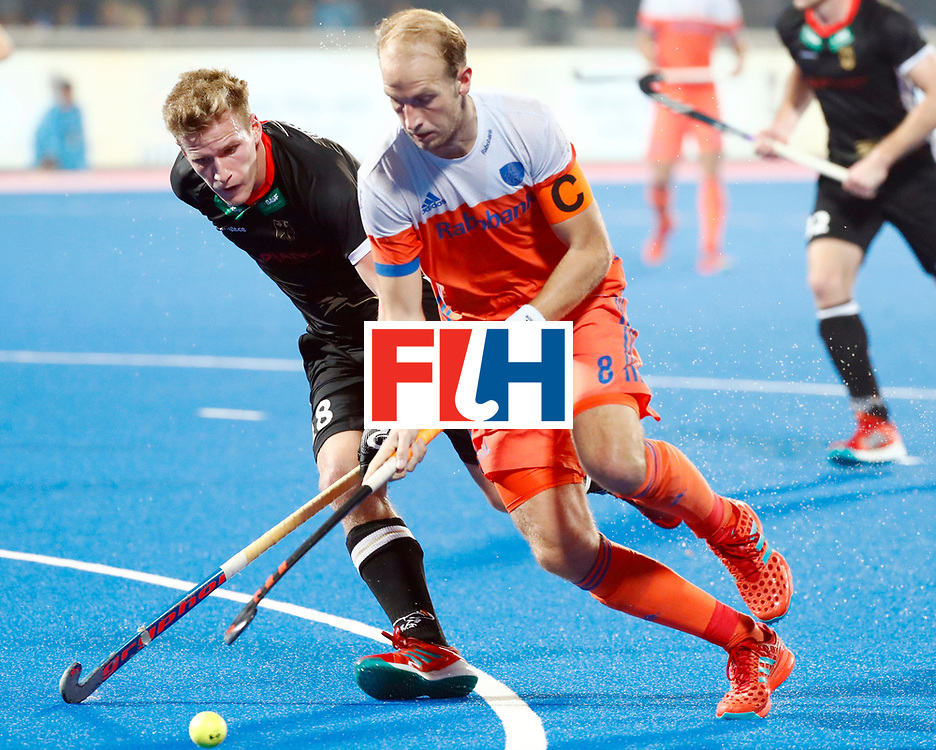 Odisha Men's Hockey World League Final Bhubaneswar 2017<br /> Match id:16<br /> Germany v Netherlands<br /> Foto: Billy Bakker (Ned) <br /> COPYRIGHT WORLDSPORTPICS KOEN SUYK