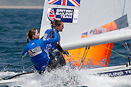 2015 ISAF SWC UK | 470 Women | 13 June