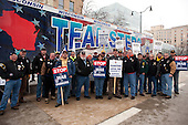 Teamsters Wisconsin Protests