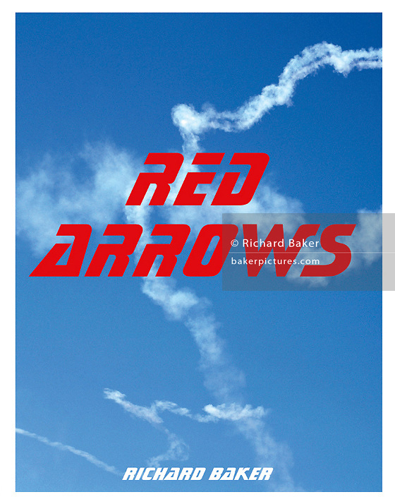 Red Arrows book cover