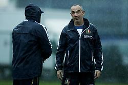 November 20, 2018 - Rome, Italy - Rugby Italy training - Cattolica Test Match.Head coach Conor O' Shea at Giulio Onesti Sport Center in Rome, Italy on November 20, 2018. (Credit Image: © Matteo Ciambelli/NurPhoto via ZUMA Press)