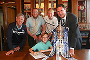 Dundee under 11 signings for new season<br /> <br />  - &copy; David Young - www.davidyoungphoto.co.uk - email: davidyoungphoto@gmail.com
