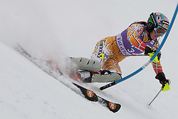 19.12.2010, Val D Isere, FRA, FIS World Cup Ski Alpin, Ladies, Super Combined, im Bild Marie-Michele Gagnon (CAN) whilst competing in the Slalom section of the women's Super Combined race at the FIS Alpine skiing World Cup Val D'Isere France. EXPA Pictures © 2010, PhotoCredit: EXPA/ M. Gunn / SPORTIDA PHOTO AGENCY