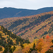 Crawford Notch in the heart of the <br />