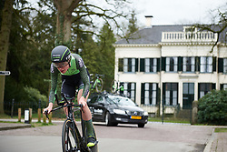 Riejanne Markus (NED) at Healthy Ageing Tour 2018 - Stage 1, an 8km individual time trial in Heerenveen on April 4, 2018. Photo by Sean Robinson/Velofocus.com