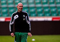 29/07/14<br /> LEGIA WARSAW TRAINING<br /> PEPSI ARENA - WARSAW<br /> Legia Warsaw manager Henning Berg at training