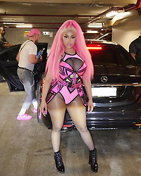 """Nicki Minaj releases a photo on Instagram with the following caption: """"You a lucky nikka if my mean ass like ya \ud83e\uddf8 Getchu a bad btch that wanna be a good girl...only for you. \ud83c\udf80 she used to be the sweetest girl \ud83c\udfa8\ud83e\udd84"""". Photo Credit: Instagram *** No USA Distribution *** For Editorial Use Only *** Not to be Published in Books or Photo Books ***  Please note: Fees charged by the agency are for the agency's services only, and do not, nor are they intended to, convey to the user any ownership of Copyright or License in the material. The agency does not claim any ownership including but not limited to Copyright or License in the attached material. By publishing this material you expressly agree to indemnify and to hold the agency and its directors, shareholders and employees harmless from any loss, claims, damages, demands, expenses (including legal fees), or any causes of action or allegation against the agency arising out of or connected in any way with publication of the material."""