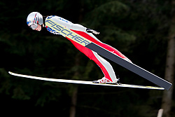 Silje Opseth from Norge during Qualification Round at Day 2 of FIS Ski Jumping World Cup Ladies Ljubno 2018, on January 27, 2018 in Ljubno ob Savinji, Slovenia. Photo by Urban Urbanc / Sportida