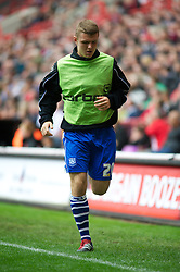 LONDON, ENGLAND - Saturday, October 8, 2011: Tranmere Rovers' Max Power during the Football League One match at The Valley. (Pic by Gareth Davies/Propaganda)
